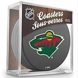 NHL Minnesota Wild Offizielles Untersetzer