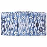 Best Buff Headbands - Buff Ikat Aqua Headband Buff - Blue/White, One Review