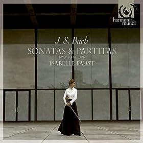 Sonata III BWV 1005 in C major: I. Adagio