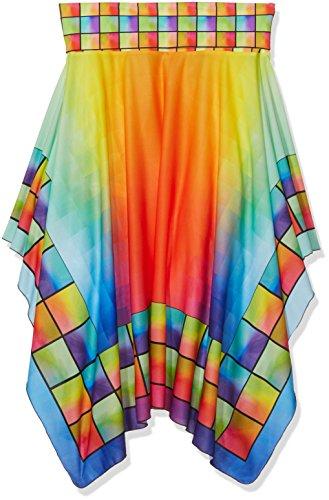 Sunflair Damen Strandkleider Multistyle-rock Magic Squares Mehrfarbig (Multicolor 99)