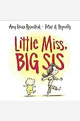 Little Miss, Big Sis Hardcover
