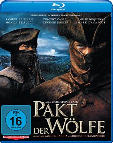 Bild von Pakt der Wölfe (Kinofassung und Director's Cut) [Blu-ray]