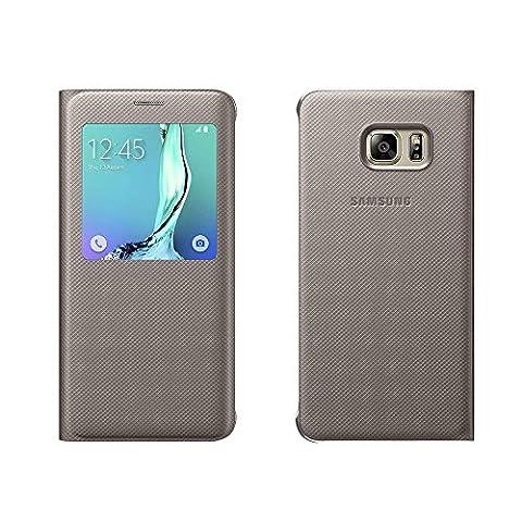 Samsung S View Etui pour Samsung Galaxy S6 Edge Plus