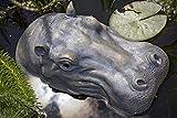 Schwimmtier Nilpferd Happy L29 Material: Kunststof