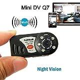 Electro-Weideworld - Mini P2P Wifi IP Caméra DV Caméscope Enregistreur Vidéo de Sécurité DVR Caméras Espion Mini DV