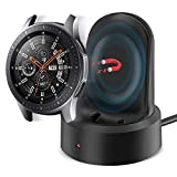 KIMILAR Chargeur Compatible avec Samsung Galaxy Watch 46mm / 42mm / Gear S3 Câble,...