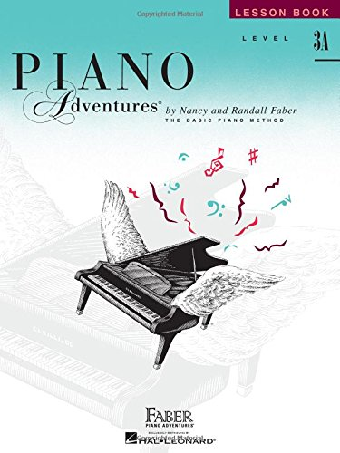 Faber Piano Adventures Level 3A: Lesson Book (2nd Edition)