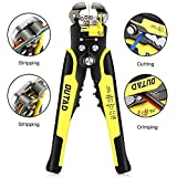 Best Wire Strippers - Wire Stripper Plier Multifunctional Cable Cutter,Self-Adjusting Automatic Terminal Review