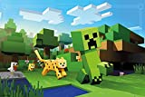 Minecraft Poster Ocelot Chase (91,5cm x 61cm)