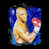 VINTRO Sidney Maurer Original Portrait of Mike Tyson Men's Sweatshirt