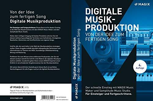 Digitale Musikproduktion - von der Idee zum fertigen Song