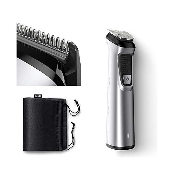 Rifinitore Impermeabile 16in1 per Barba Capelli e Corpo Philips MG7730//15