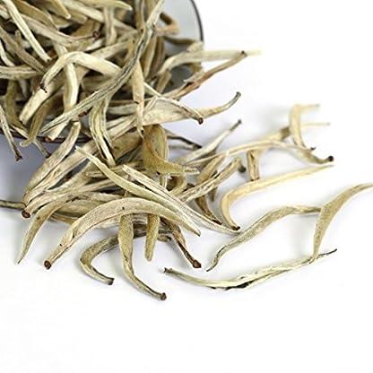 GOARTEA-250g-88-Oz-Supreme-Chinese-Organic-Bai-Hao-Yin-Zhen-BaiHaoYinZhen-Silver-Needle-White-Loose-Tea-Tee