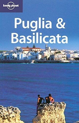 Portada del libro Puglia & Basilicata 1 (Lonely Planet Regional Guides)