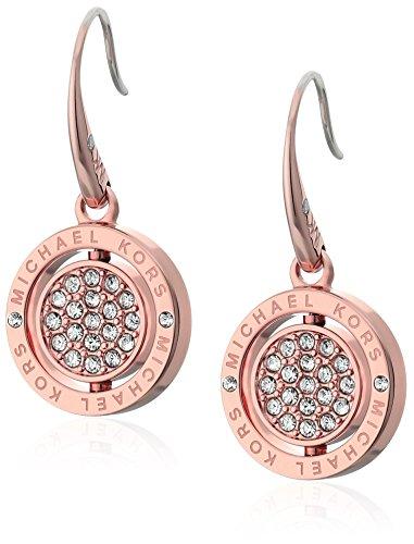 Michael Kors Flip Glitz Drop Earrings