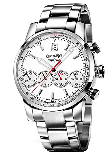 Eberhard & CO Chrono 4 Grand vita Automatic cronografo 31052,1 CA