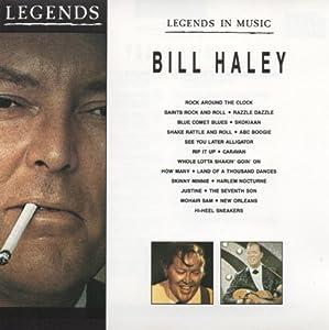 Bill Haley - Legends in music