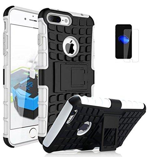 isenpenk-apple-iphone-72016-hulleultra-slim-tpu-pc-silikon-tough-rugged-dual-layer-hardcase-with-bui