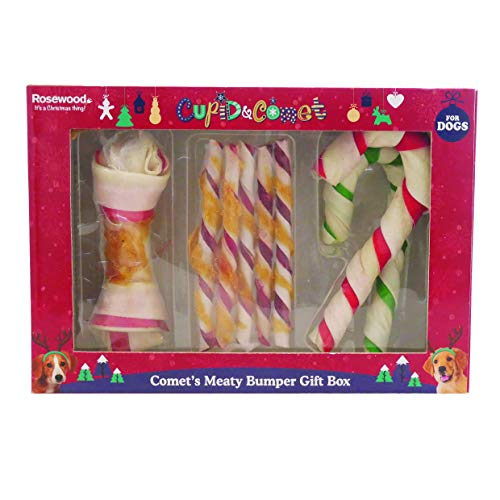 Cupid & Comet Comets Bumper Gift Box for Dogs