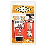 Bostik Montaggio Kit Super Rapido blister 100gr