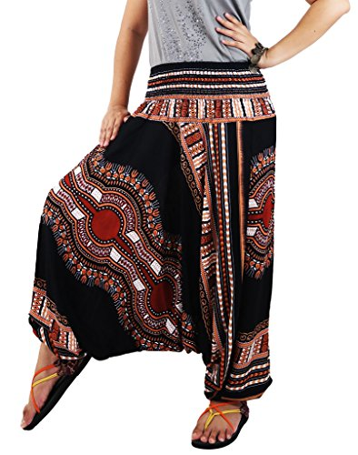 authenticasia-dae-dashiki-collection-2-in-1-harem-pants-jumpsuit-dae-06-black