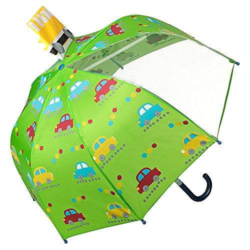 Von lilienfeld® ombrello ragazzi ragazze bambini motivo macchine (fino a 8 anni)