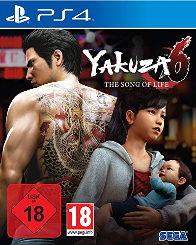 Yakuza 6: The Song of Life - PlayStation 4 [Edizione: Germania]