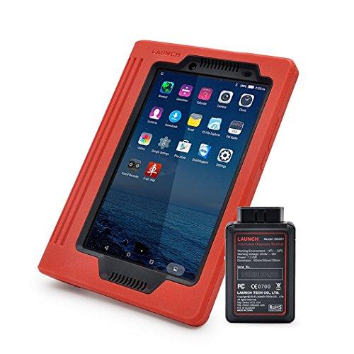 Launch X431 Pro 8 '' Tablet PC WiFi / Bluetooth Funktion mit 2 Jahren Kostenlos Update online