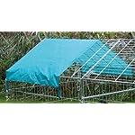 Kerbl Outdoor Pen Spare Sun Protection Shield for 70345, 82824, 82825, 83172 5