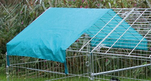 Kerbl Outdoor Pen Spare Sun Protection Shield for 70345, 82824, 82825, 83172 2