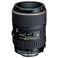 Tokina Tokina AT-X M100 AF PRO D, 30 cm büyüklüğünde (1: 1) reprodüksiyona sahip yeni bir makro lensdir.