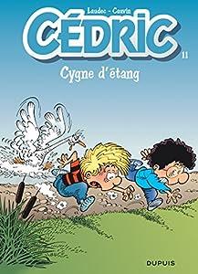"""Afficher """"Cédric n° 11 Cygne d'étang"""""""