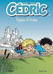 Cédric, tome 11 : Cygne d'étang