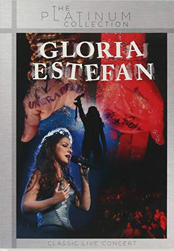 Gloria Estefan - Live & Unwrapped - Platinum Collection (Salsa Musik-dvd)