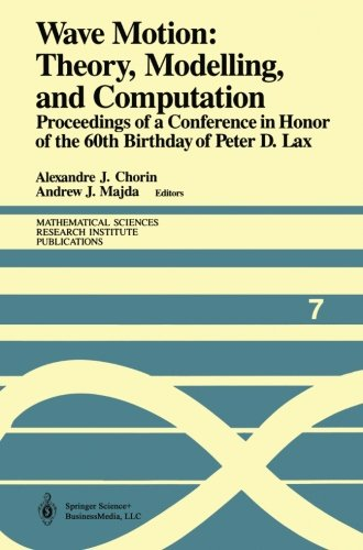 wave-motion-theory-modelling-and-computation-proceedings-of-a-conference-in-honor-of-the-60th-birthd