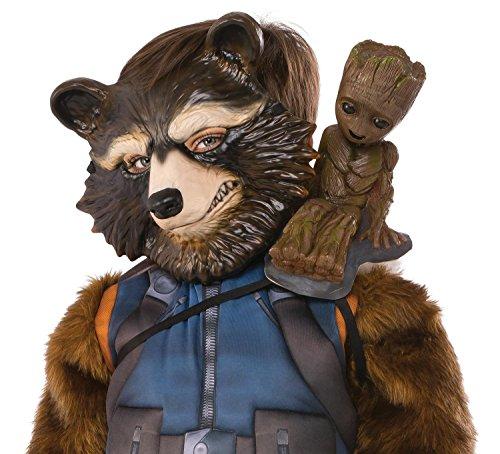 Guardians of the Galaxy Schulterfigur Groot passend zu Rocket Racoon