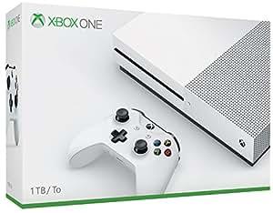 Microsoft Xbox One S 1TB - White