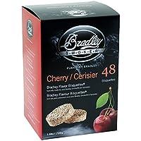 Bradley Fumatore Cherry aromatizzati Bisquettes (48