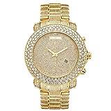 Joe Rodeo Diamant Herren Uhr - JUNIOR gold 25.5 ctw