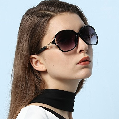 NHDZ Subtropical New Polarized Sunglasses Elegant Sunglasses Fashion Women Purple C2