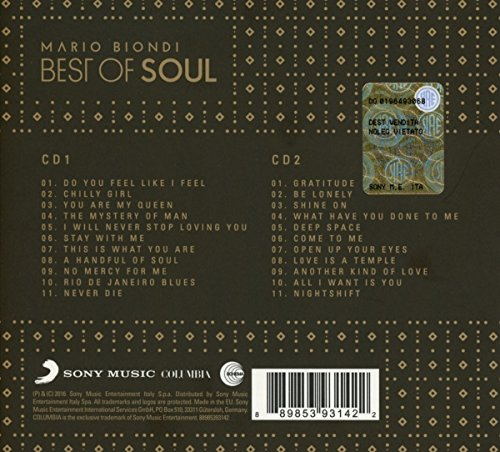 Best Of Soul [2 CD]