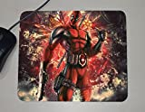 Deadpool - Wade Wilson - Marvel Comics Movie - Super Heroes - Novelty Gift - Custom Name Mouse Pad