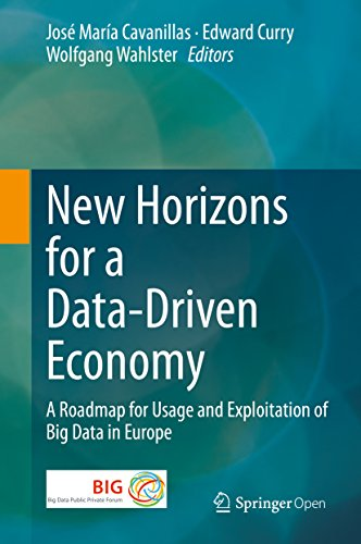 Descargar Epub Gratis New Horizons for a Data-Driven Economy: A Roadmap for Usage and Exploitation of Big Data in Europe