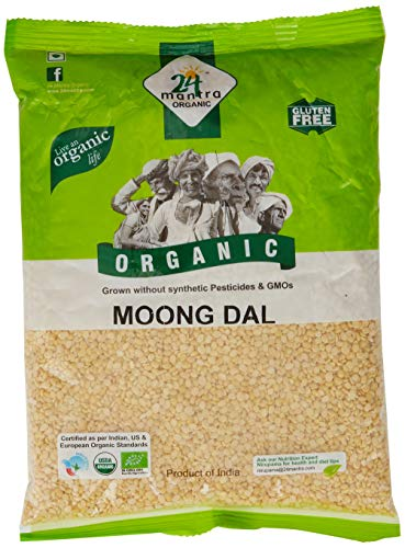 24 Mantra Organic Moong Dal