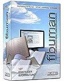 fibuman 1st - jahresübergreifende Buchhaltungssoftware - Buchhaltung leichtgemacht! - Einsteiger-Buchhaltung mit Einnahme-Überschuss-Rechnung - unbegrenzte Buchungsperioden - neueste Version für Windows