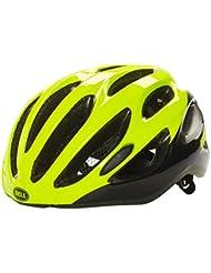 Bell Draft - Cascos bicicleta carretera - unisize amarillo/negro 2016