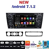 Android 7.1 GPS DVD USB SD Wlan Bluetooth Autoradio Navi BMW Serie 3/BMW E90/BMW E91/BMW E92/BMW E93