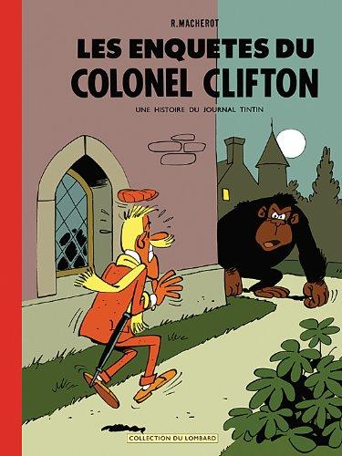 Millésimes - tome 11 - Enquêtes du Colonel Clifton (Les)