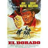 El Dorado Plakat Movie Poster (27 x 40 Inches - 69cm x 102cm) (1967) German B