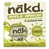 Купить Nakd Apple Danish Bar (3 pack, 12 bars total)